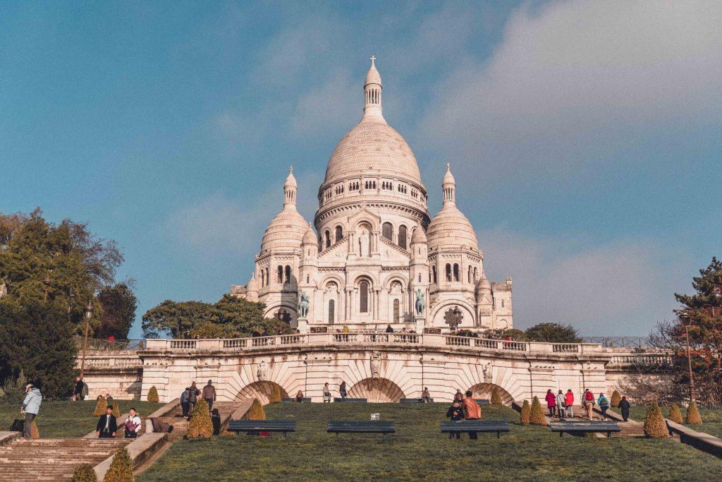 Paris - first solo trip