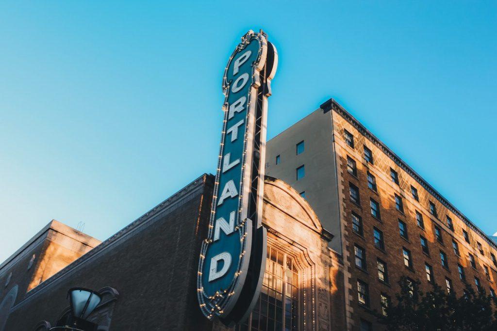 Portland - first solo trip