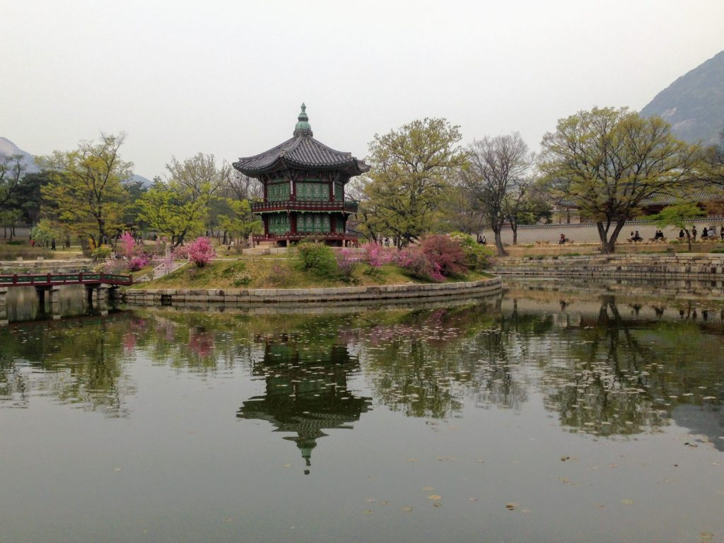 Seoul - first solo trip