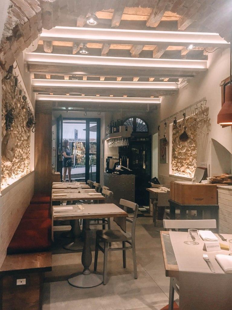 La Cantina Del Macellaio in Riomaggiore
