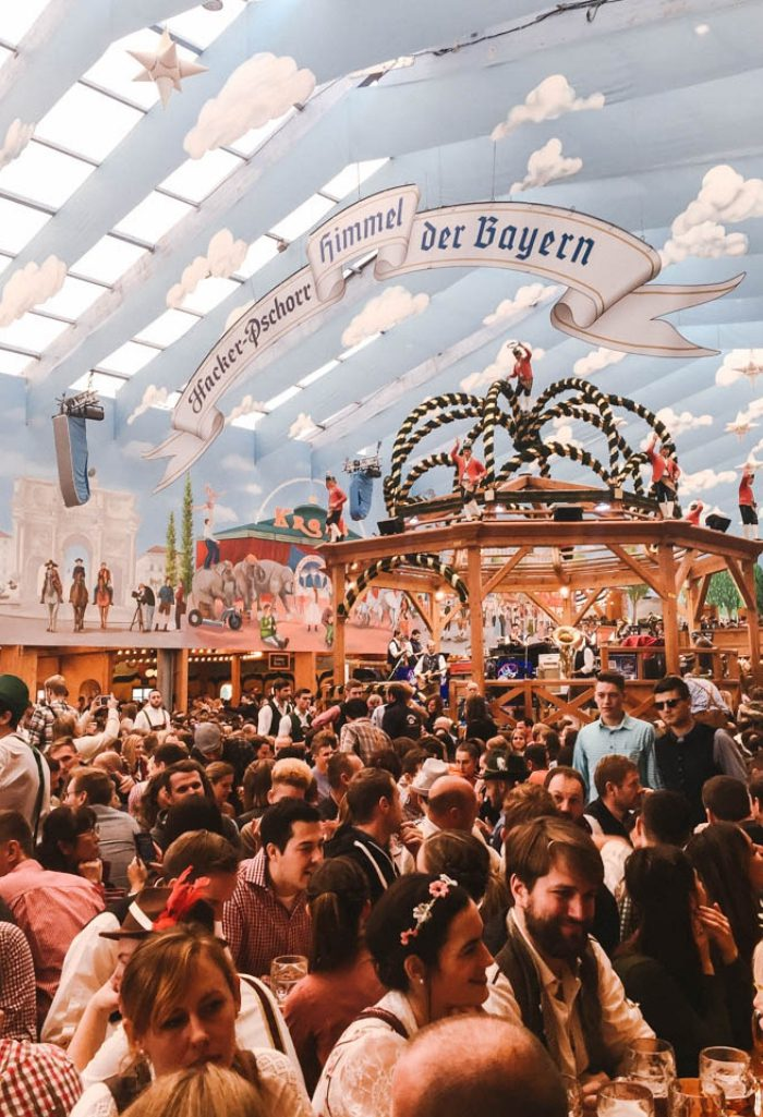 9 Tips for Oktoberfest on a Budget