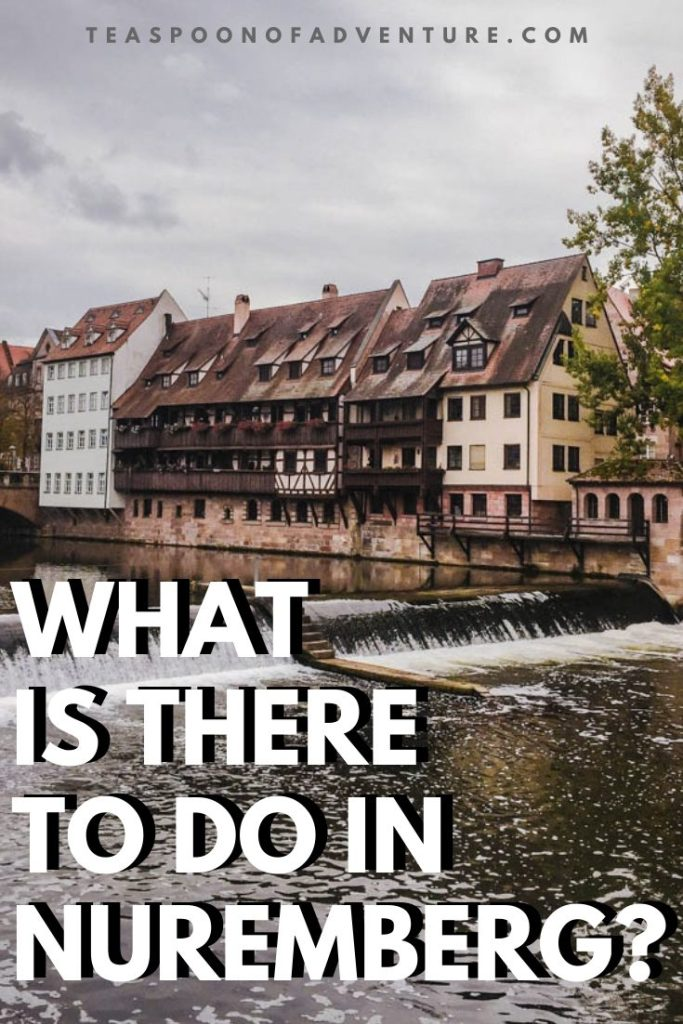 What is there to do in Nuremberg? You might not know much about this German city besides the famous Nuremberg Trials. But there's a lot more to do in Nuremberg! #nuremberg #germany #travel #traveltips #europe