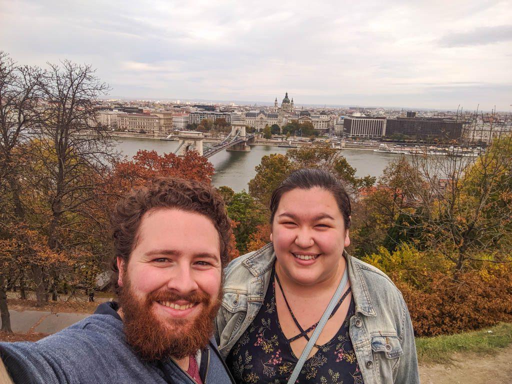 Selfie from Buda