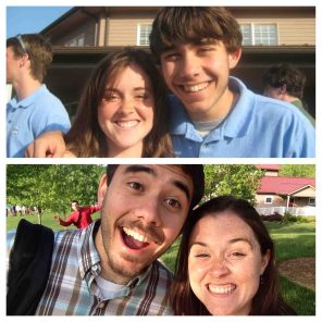 Eight years of Rockbridge, eight years of friendship with this guy.