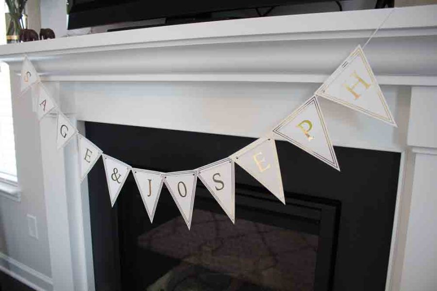 Throwing a spring bridal shower means decorations that are equally elegant and joyful!