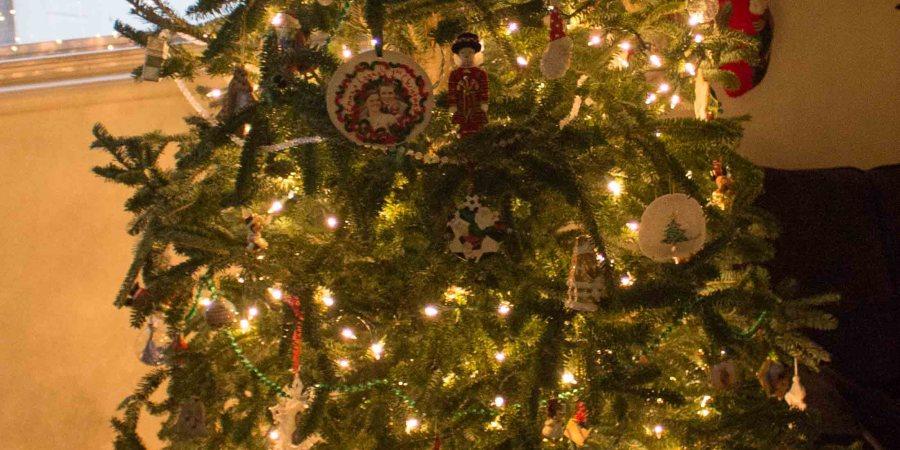 Christmas celebrations are DEFINITELY on the winter bucket list!   Teaspoon of Nose