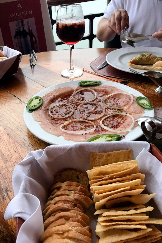 A few of my favorite Playa del Carmen restaurants! Just a short drive from Cancun and definitely worth including in your Mexican vacation! | Teaspoon of Nose