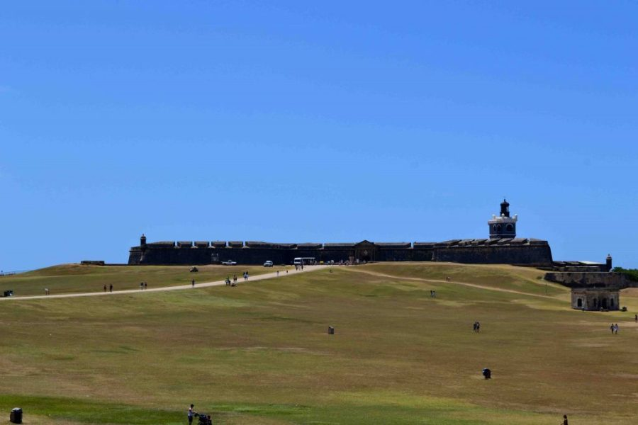 El Morro is a must-see for any visit to San Juan! | Teaspoon of Nose