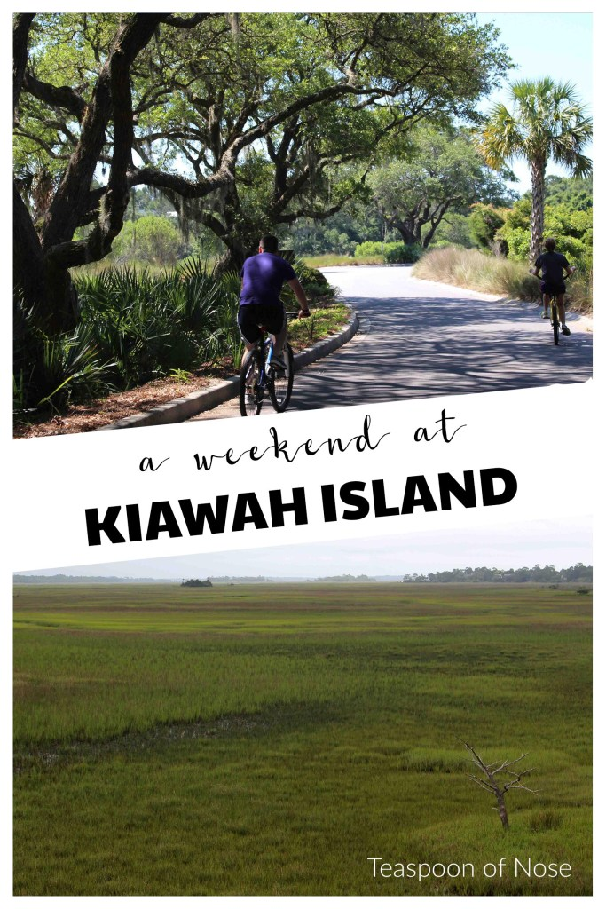 A weekend escape to Kiawah, SC! | Teaspoon of Nose