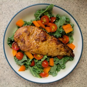 This marinated chicken is seriously one of the best chicken recipes I've ever had! | Teaspoon of Nose