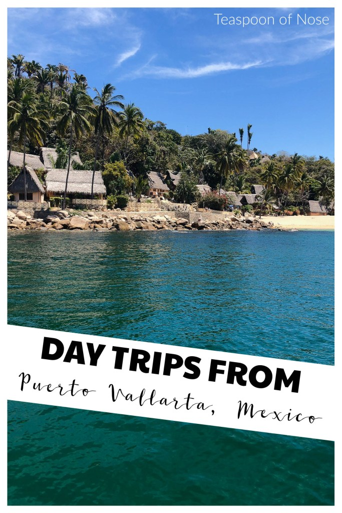 There's more to do in Puerto Vallarta than just lying by the beach. Check out my recommendations for excursions and day trips! | Teaspoon of Nose