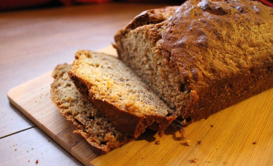 Is there anything better than classic banana bread?? This recipe has been handed down for generations in my family and I am in LOVE with this stuff.   Teaspoon of Nose