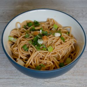 Spicy thai noodles are ADDICTIVE and only take 10 minutes to make! | Teaspoon of Nose