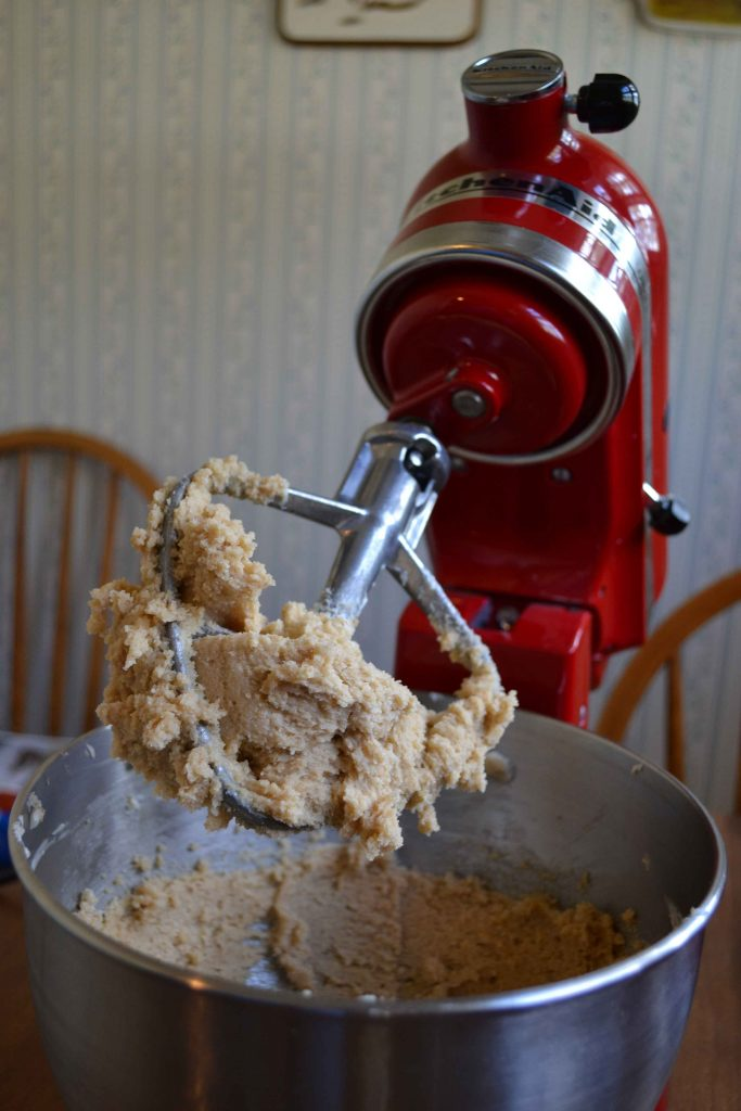 Pumpkin oat chocolate chip cookies give a great texture to a classic cookie!| Teaspoon of Nose