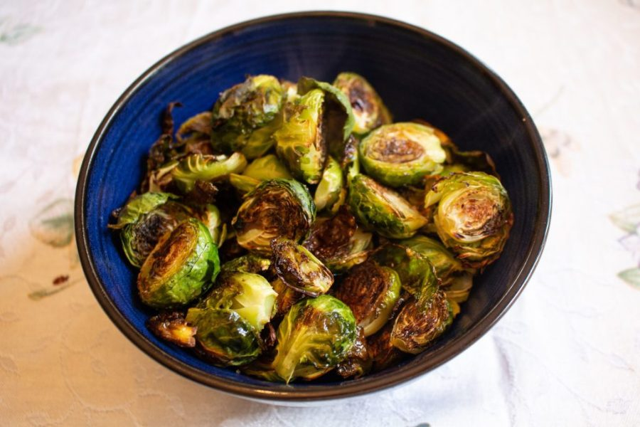 These balsamic brussels sprouts are the best way you've ever had brussels sprouts, I guarantee it!   Teaspoon of Nose