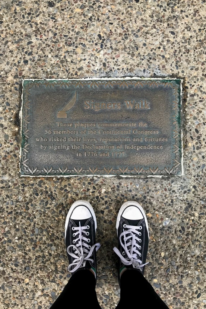 If you go to Philadelphia, you absolutely have to see the historical parts of the city.! Things to do in Philadelphia   Teaspoon of Nose