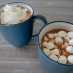 Homemade hot chocolate is just as easy as the bagged mix! And you already have the ingredients in your kitchen.