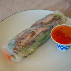 Homemade spring rolls are effortless dinner options for an ultra healthy, ultra-flavorful meal!