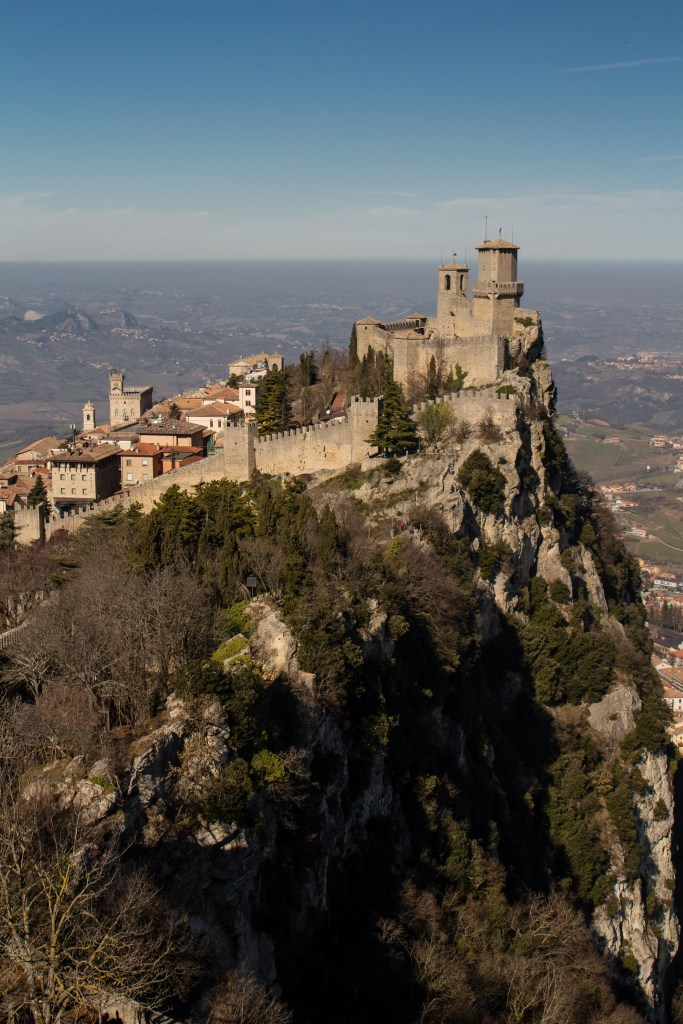 Here's everything you need to know to plan your visit to San Marino, the third smallest country in the world! It's surrounded by Italy...