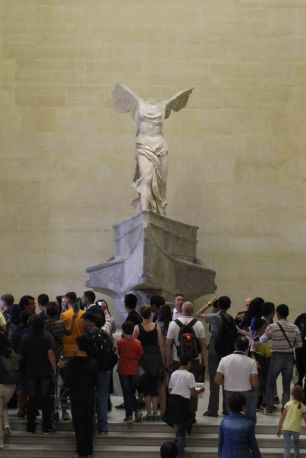 The Louvre should be at the top of any Paris list!