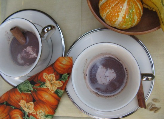 Moroccan Hot Chocolate