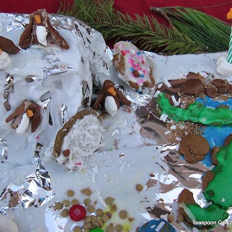 gingerbread zoo