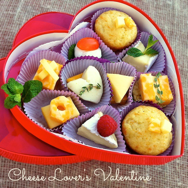 A Cheese Lover's Valentine's Gift