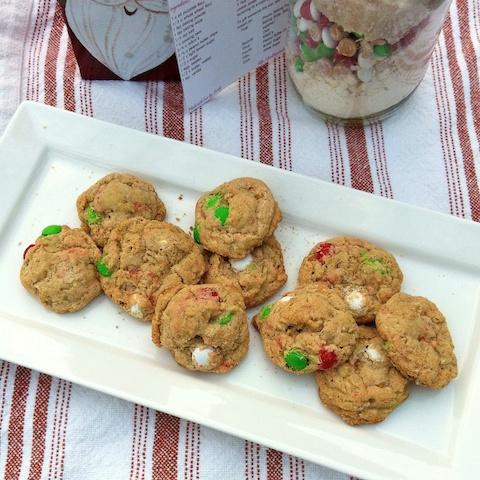 Cowgirl Cookies | Teaspoonofspice.com
