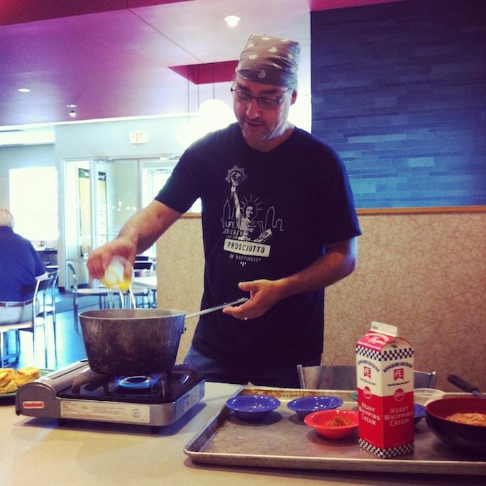 Chef George Formaro | Teaspoonofspice.com