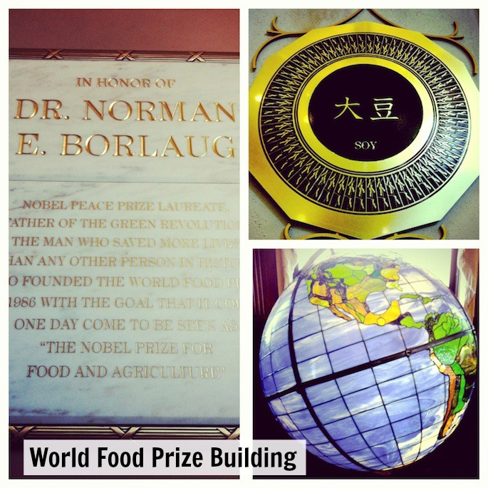 World Food Prize | Teaspoonofspice.com