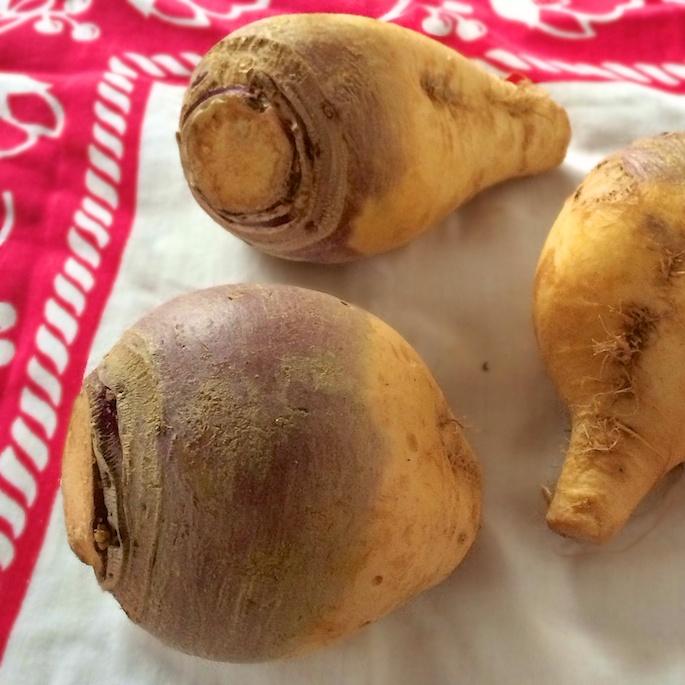 Rutabaga Carrot Mash | Teaspoonofspice.com