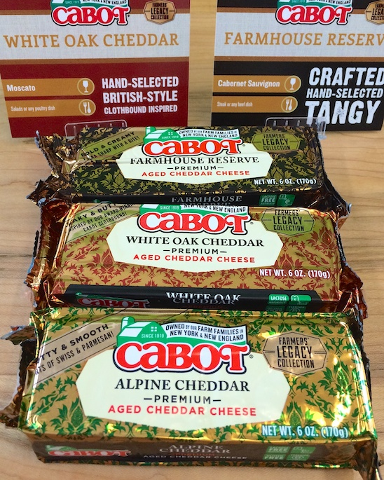 2014 Cabot Fit Team Cheese | Teaspoonofspice.com