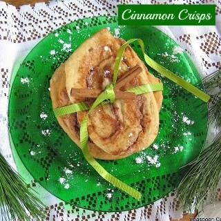 Cinnamon Crisps | Teaspoonofspice.com
