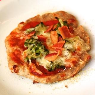 Bacon & Broccoli Pizzette