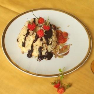 Dark Chocolate Mini Chiffon Cake | The Recipe ReDux