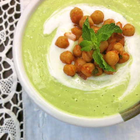 how to cook chickpeas in thermomix