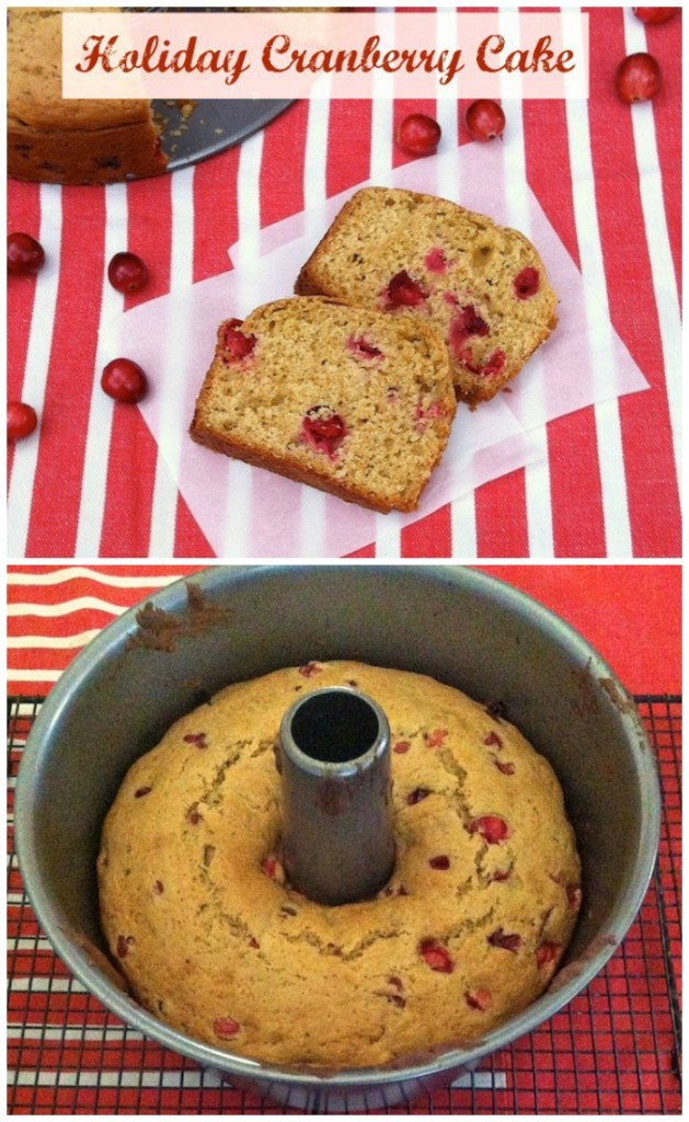 If you love cranberries, this is a must make recipe for the holidays! Recipe at Teaspoonofspice.com