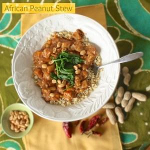 African Peanut Stew with Quinoa   The Recipe ReDux