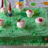 Best Birthday Cake Ever Recipe | Teaspoonofspice.com