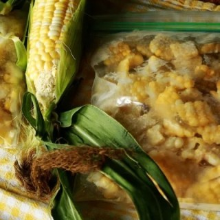 How To: Freeze Fresh Corn