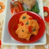 Sweetpotato Chutney | Teaspoonofspice.com