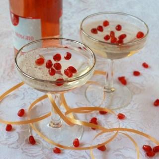 Champagne Jello | Teaspoonofspice.com