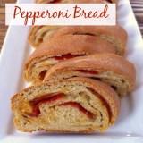 Pepperoni Bread | Teaspoonofspice.com