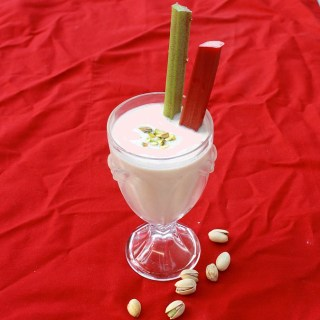 Rhubarb Shake | Teaspoon Of Spice