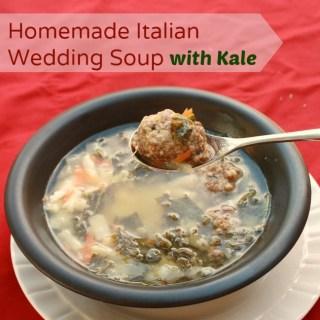 Parmesan rind soup
