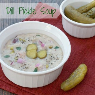 Dill Pickle Soup | The Recipe ReDux