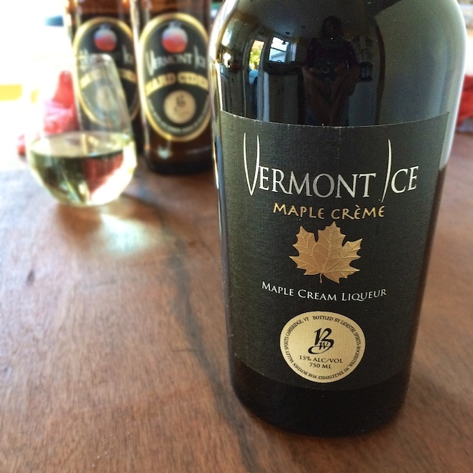 Think maple syrup meets Baileys in this Boyden Windery Vermont Ice Maple Creme