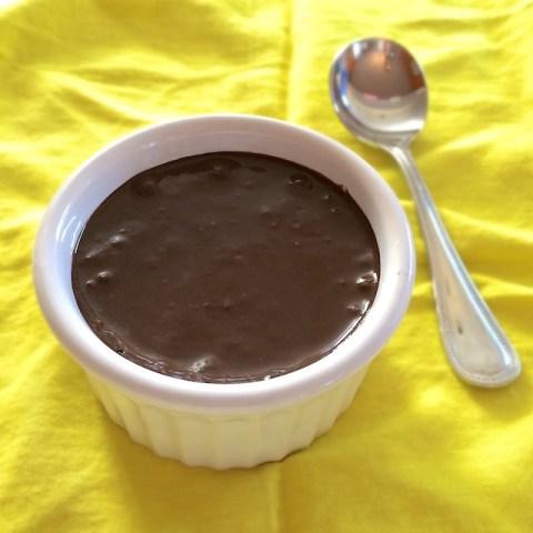 #HealthyKitchenHacks: No Bake, No Sugar Chocolate Pudding