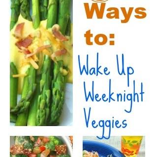 6 Ways to Wake Up Weeknight Veggies