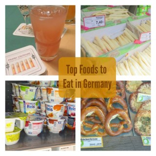 Top 5 Foods to Eat in Germany